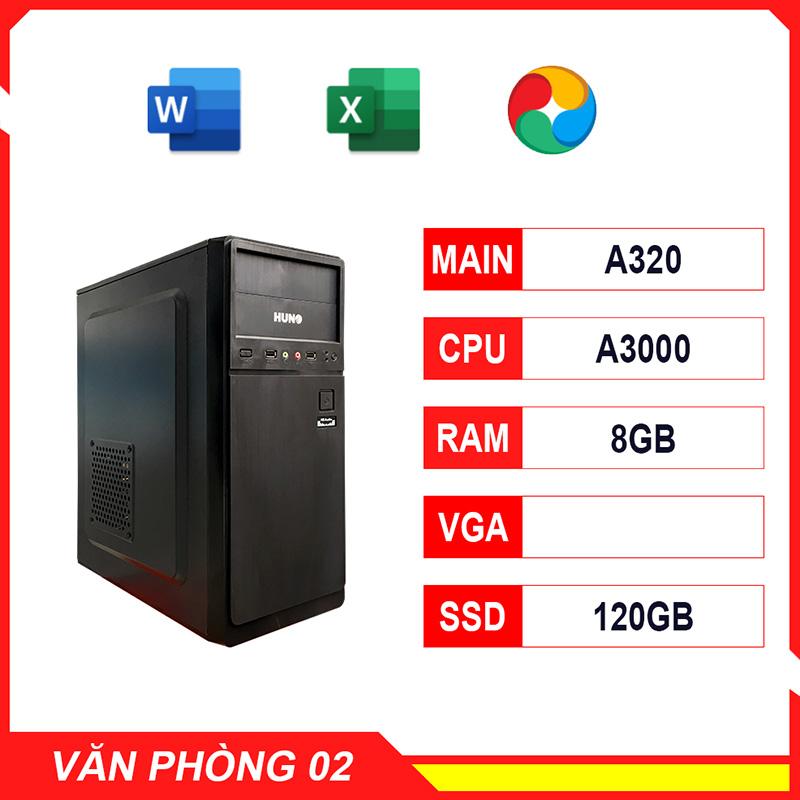NPL Office 2 (A3000-8G) – Máy tính văn phòng giá rẻ hiệu năng tốt
