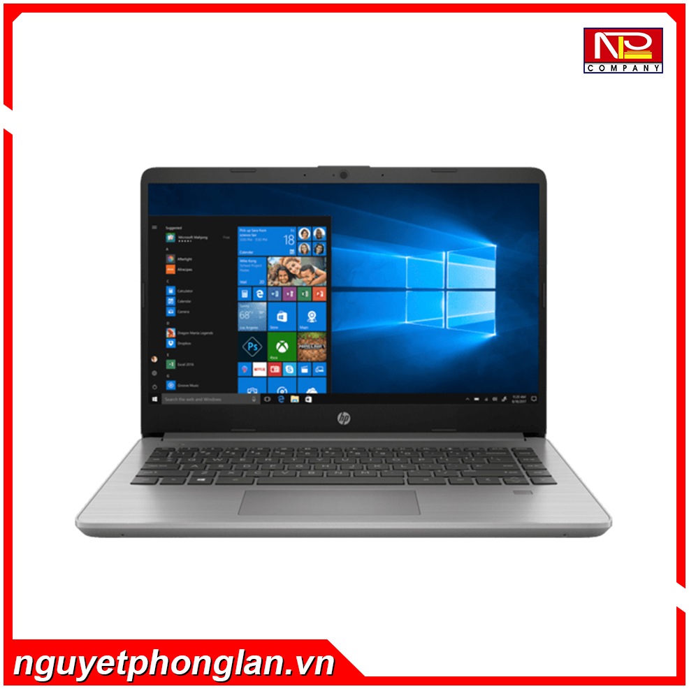 Laptop HP 340s G7 224L0PA (i3-1005G1/4GB/512GB SSD/14/VGA ON/WIN10/Silver)