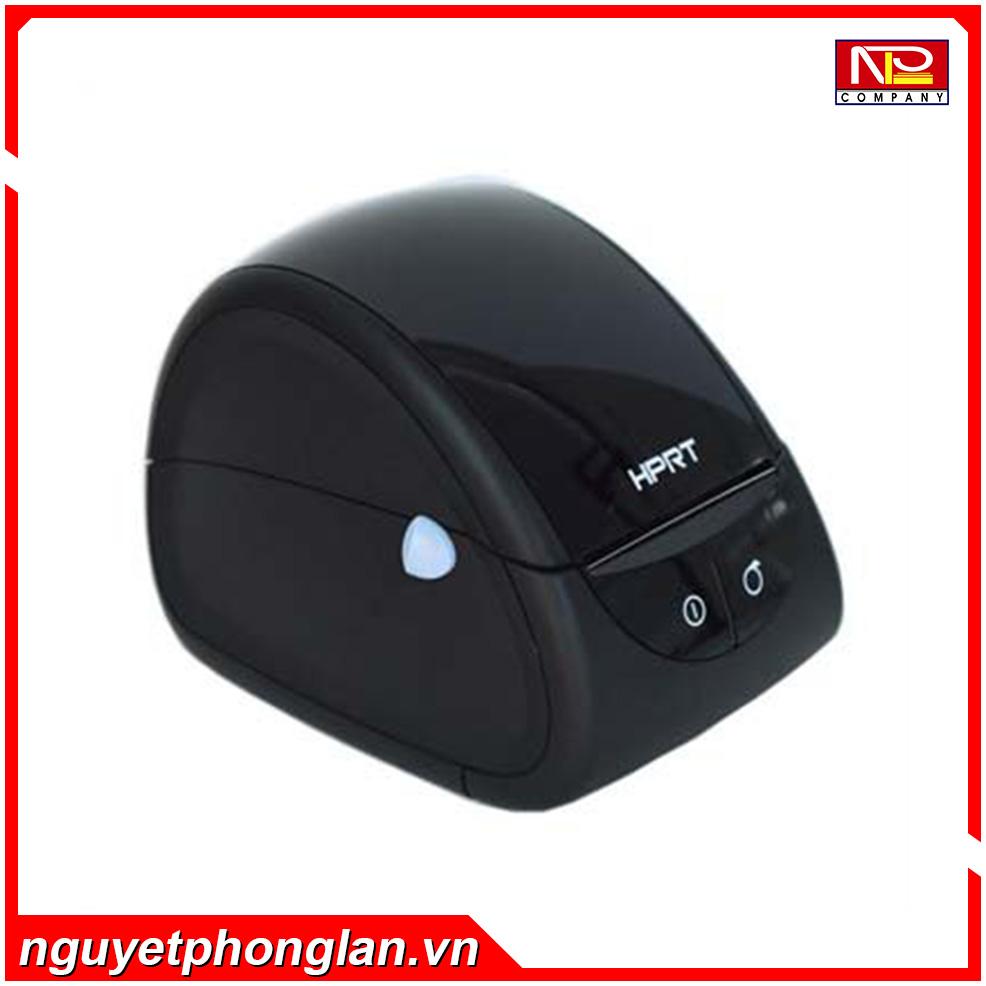 Máy in mã vạch kèm in hóa đơn HPRT LPQ80