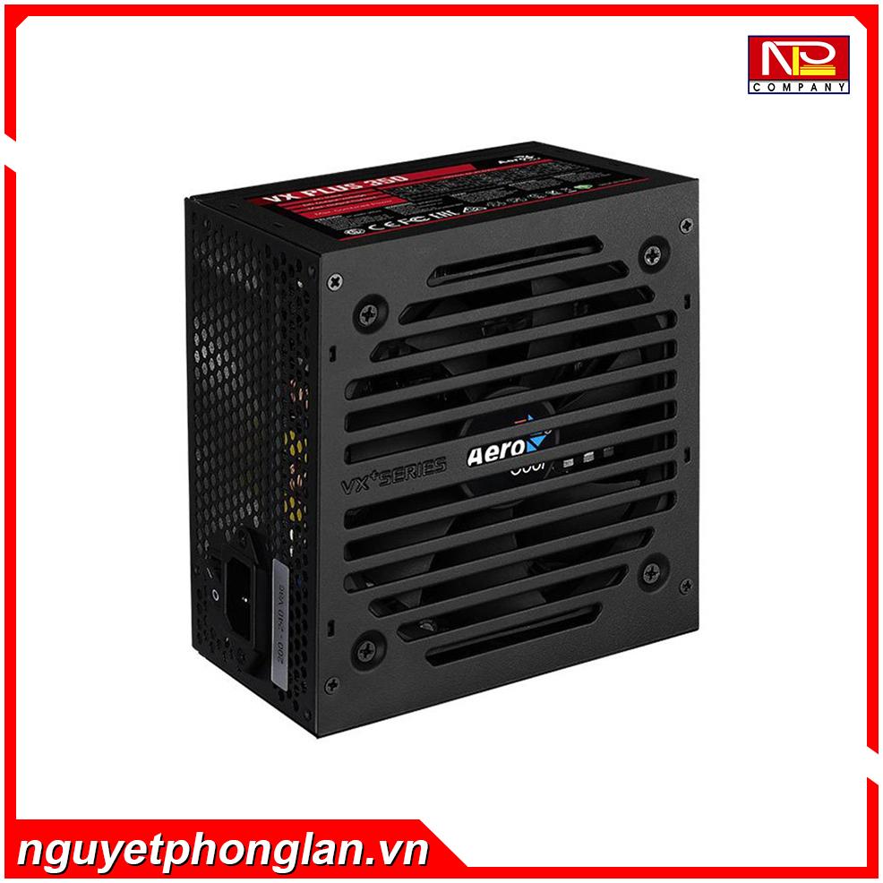 Nguồn máy tính Aerocool VX PLUS 350 230V N-PFC 350W