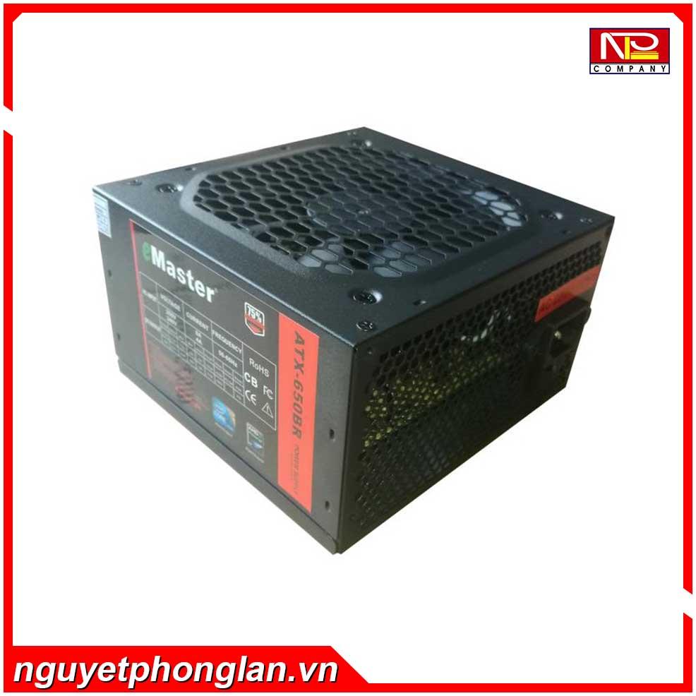 Nguồn máy tính EMASTER ATX 602/650BR