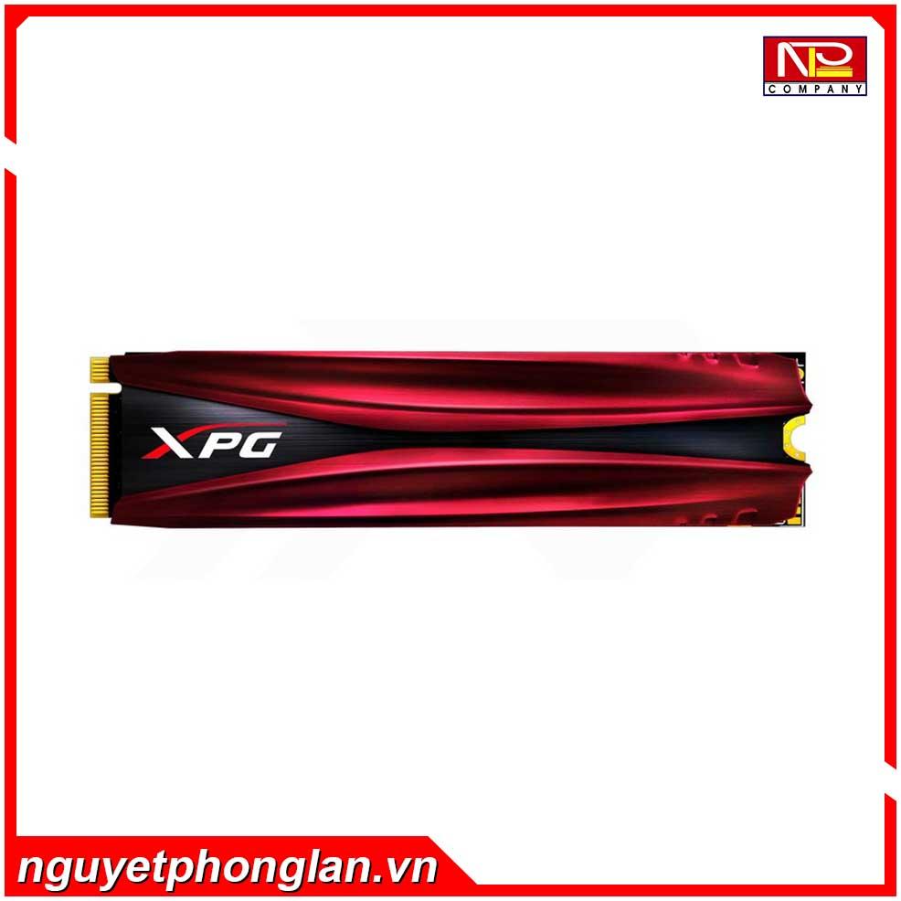 SSD Adata XPG Gammix S11 256GB NVMe PCIe M2.2280/tản (đọc: 3500MB/s /ghi: 1200MB/s)