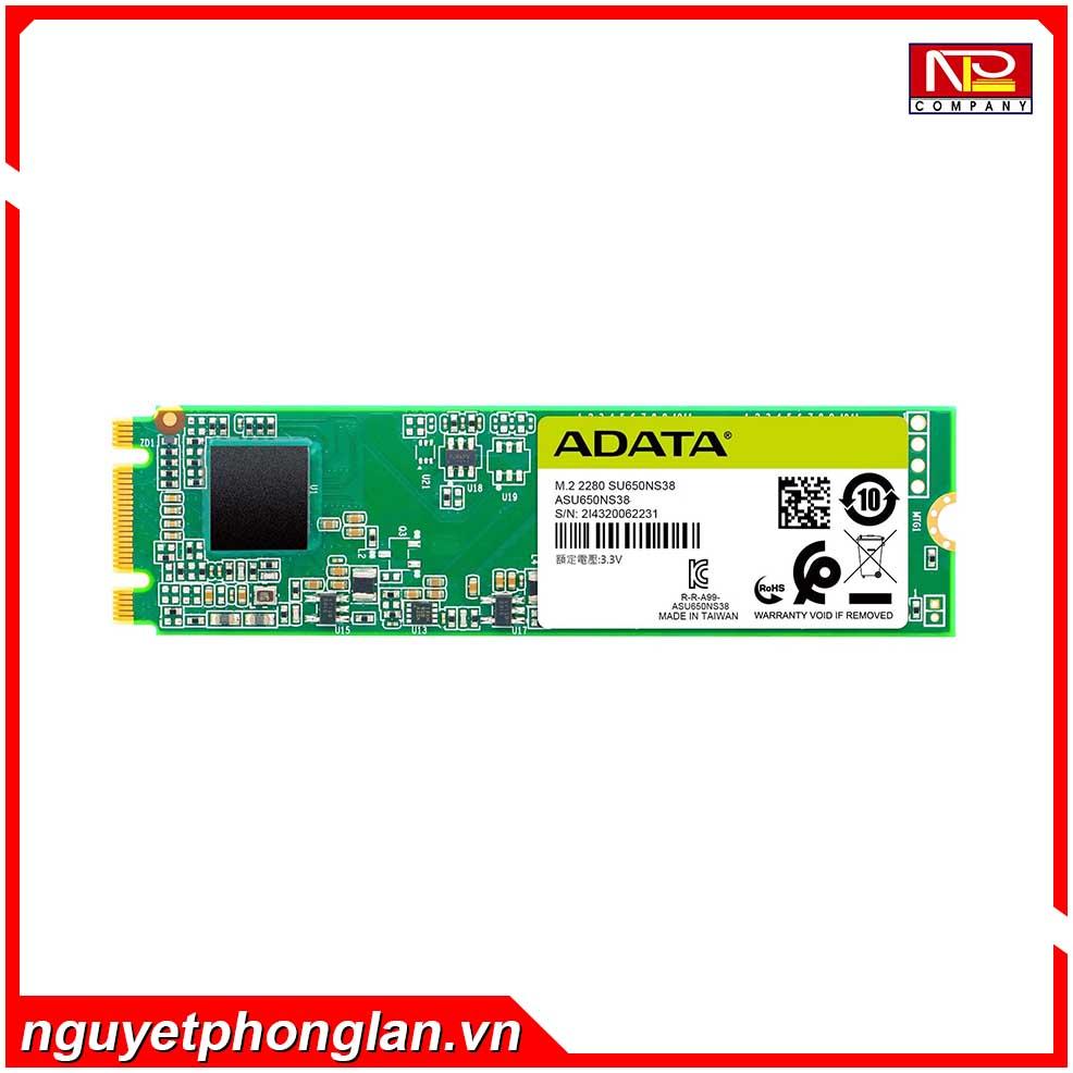 SSD Adata SU650NS38 120GB M2