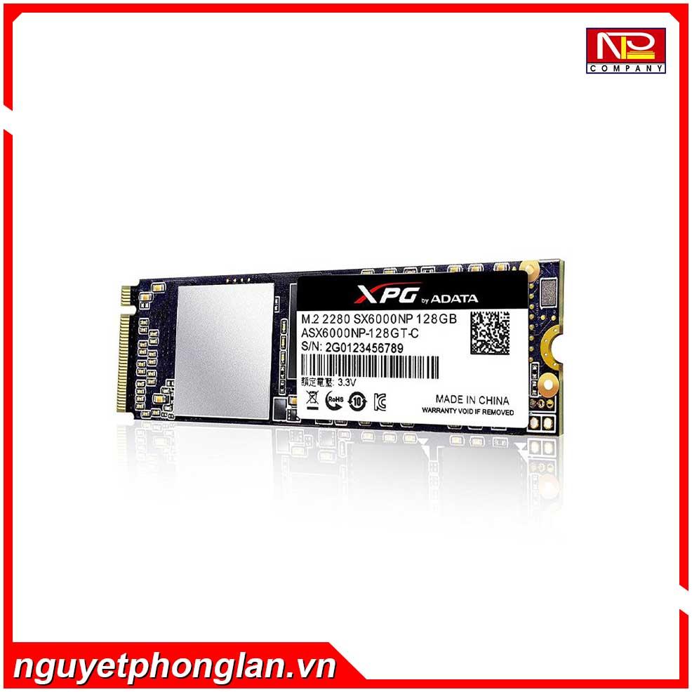 SSD ADATA XPG SX6000 Lite 128GB NVMe M.2 2280 PCIe