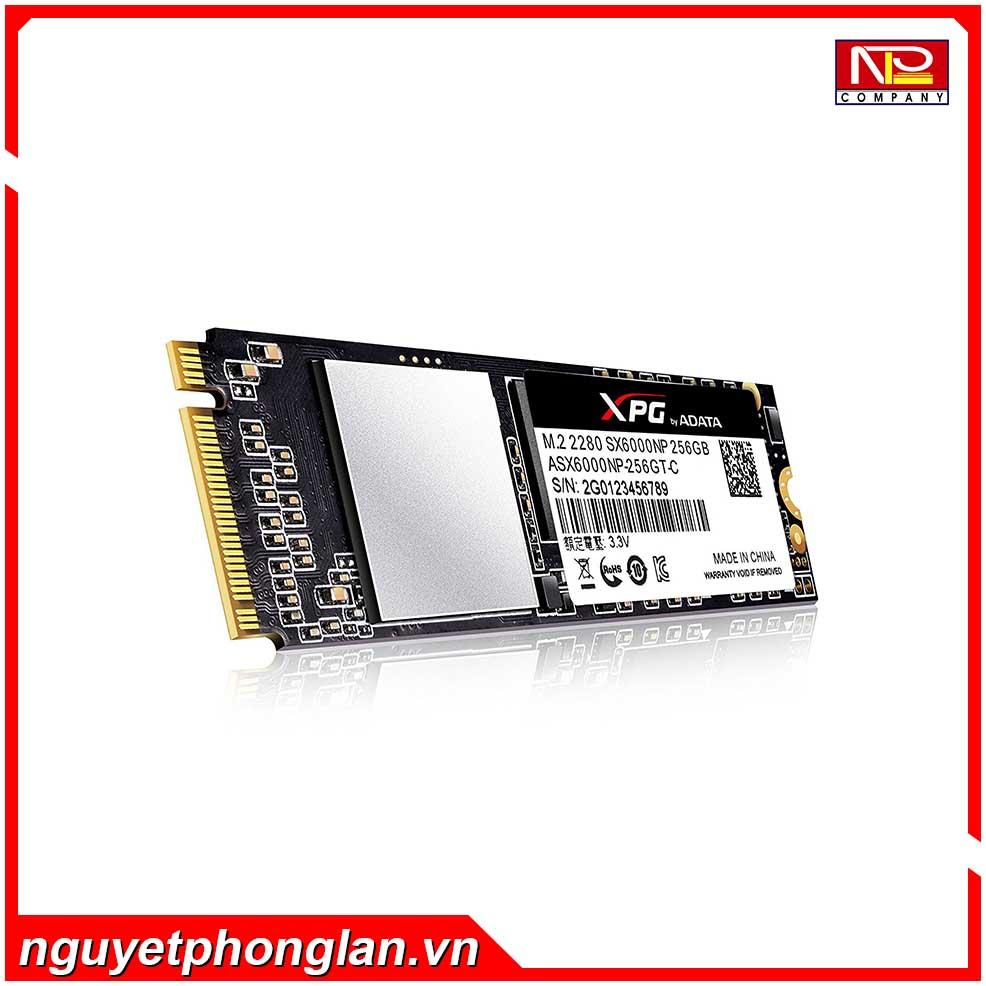 SSD ADATA XPG SX6000 Lite 256GB NVMe M.2 2280 PCIe