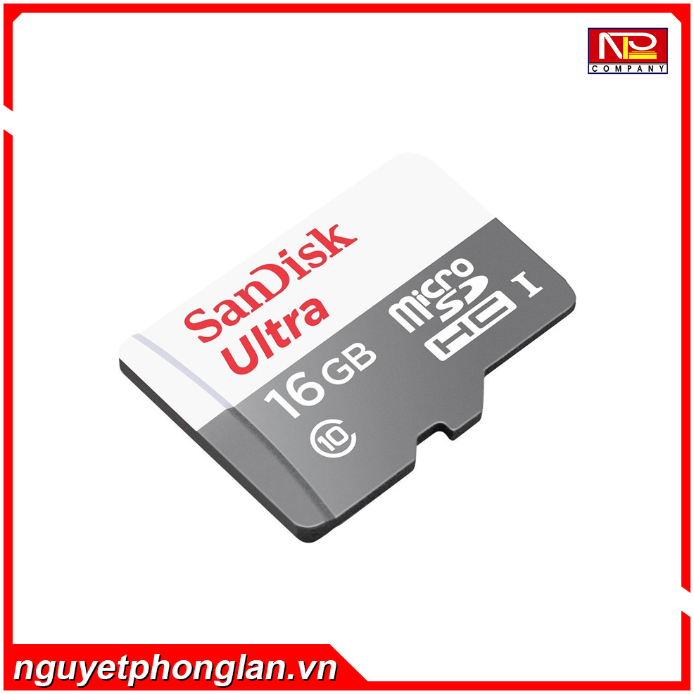 Thẻ nhớ 16G Sandisk