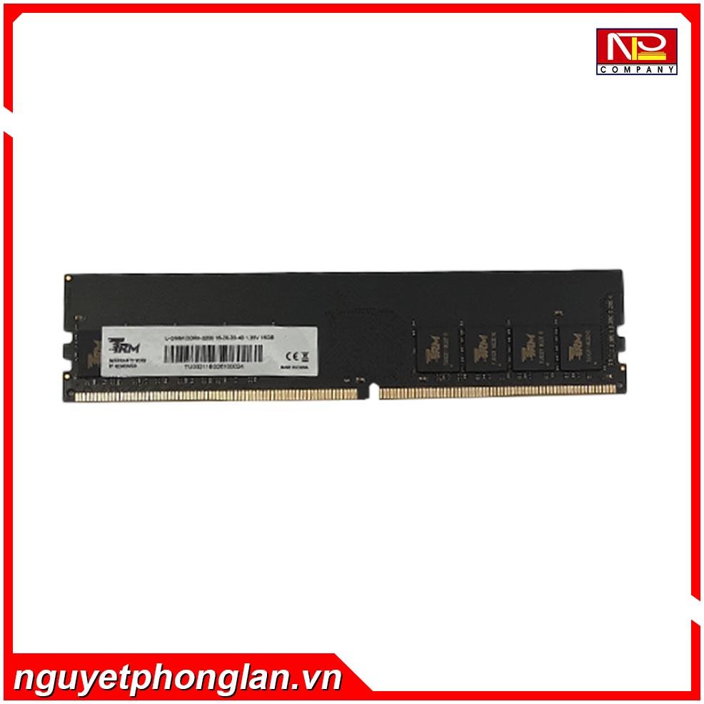 RAM DESKTOP TRM ESSENTIAL 8GB (1X8GB) DDR4 BUS 3200