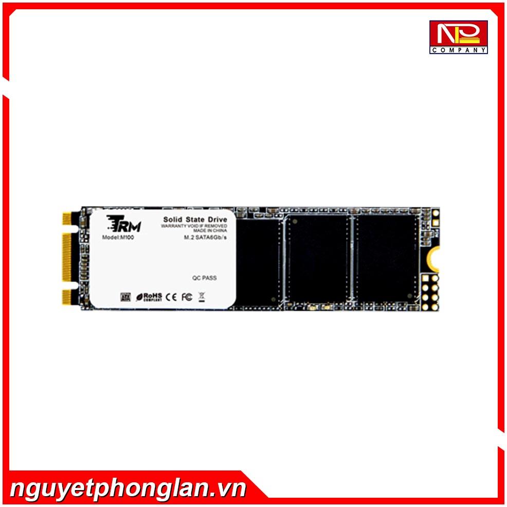 Ổ cứng SSD TRM M100 1TB M.2 SATA3 (Đọc 560MB/s – Ghi 520MB/s)