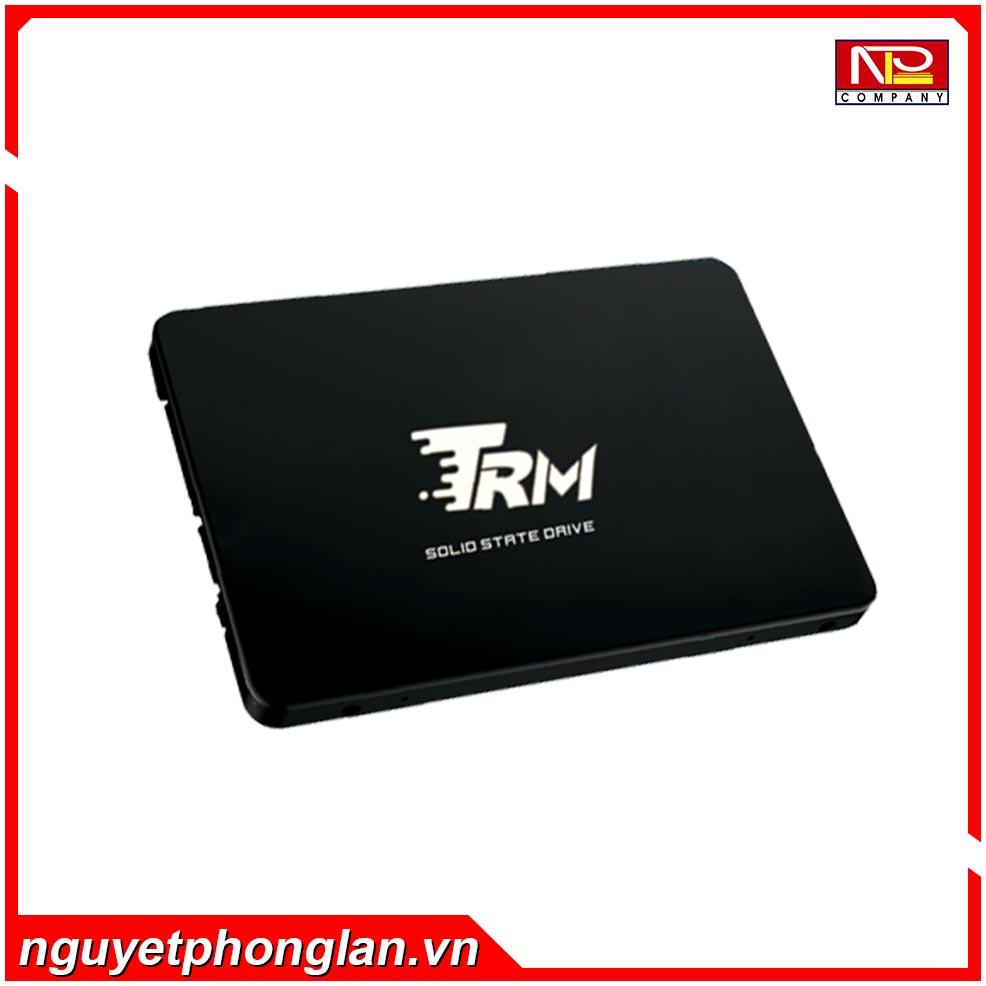 Ổ cứng SSD TRM S100 512GB 2.5 inch SATA3 (Đọc 560MB/s – Ghi 520MB/s)