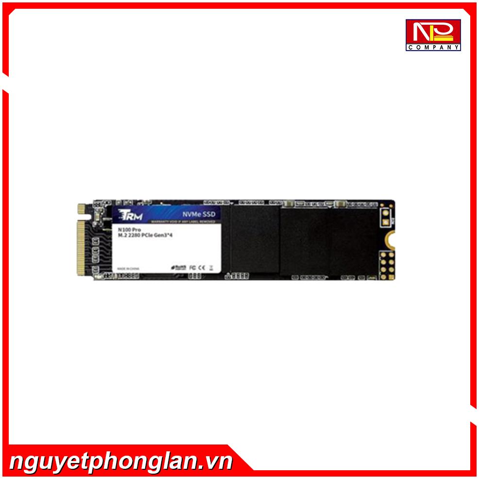 Ổ cứng SSD TRM N100 Pro 512GB M.2 2280 PCIe NVMe (Đọc 2130MB/s – Ghi 1720MB/s)